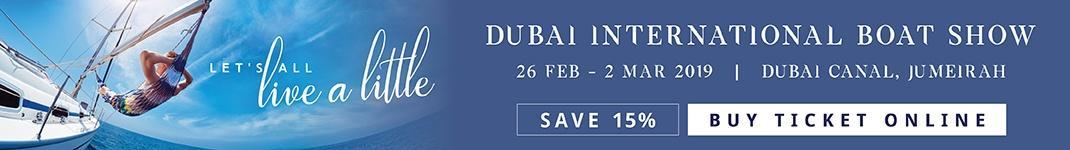 DWTC - Dubai Boat Show