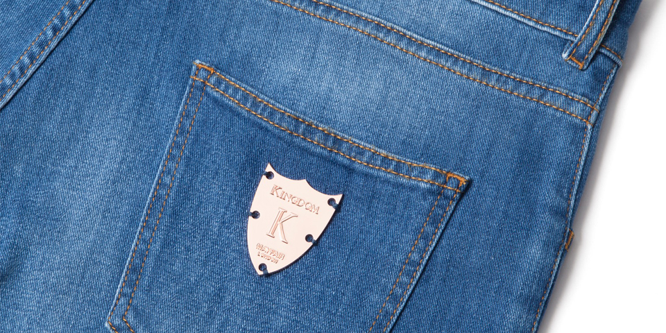 Kingdom launches denim for luxury and comfort