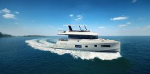 Sirena Yachts 56, 64 ready for European debut at Cannes Yachting Festival 2017