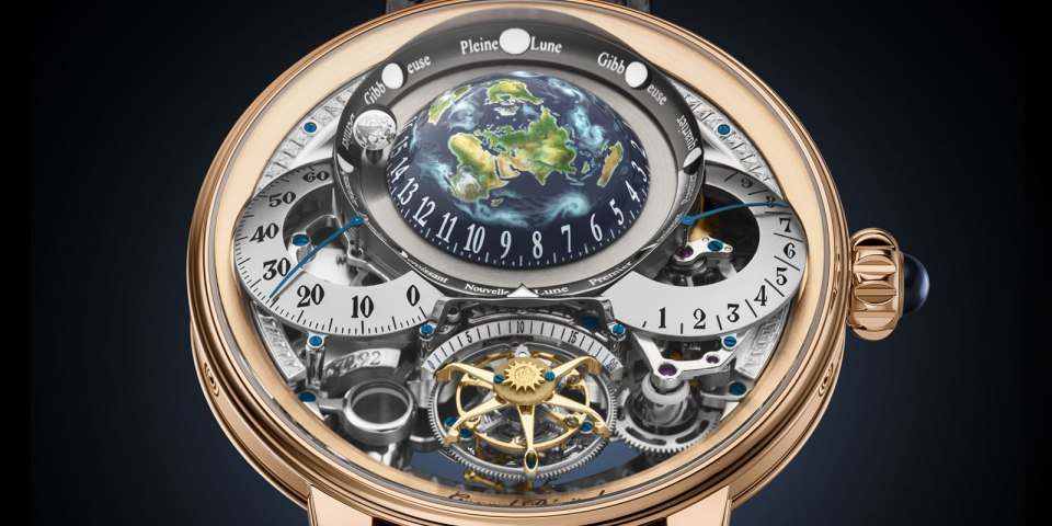 The House of Bovet 1822 Celebrated 198 years of engineering brilliance