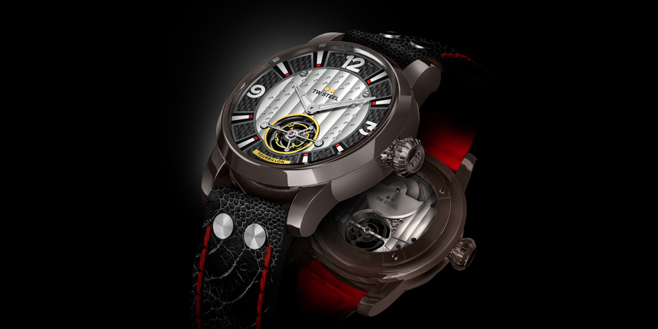 Elite Living Africa Tourbillon Son of time