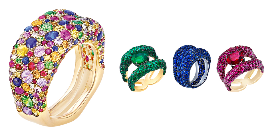 Elite Living Africa emotion rings