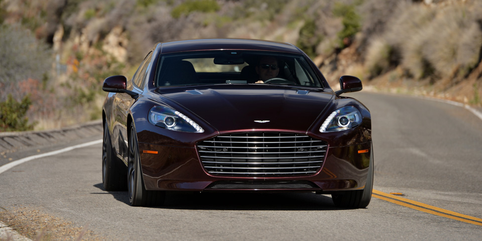 Aston Martin The Rapide S