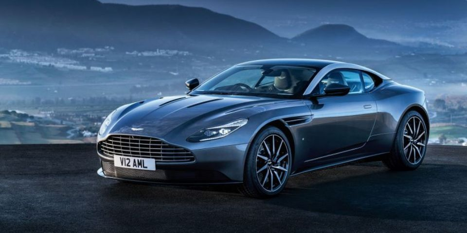 Elite Living Africa Aston Martin