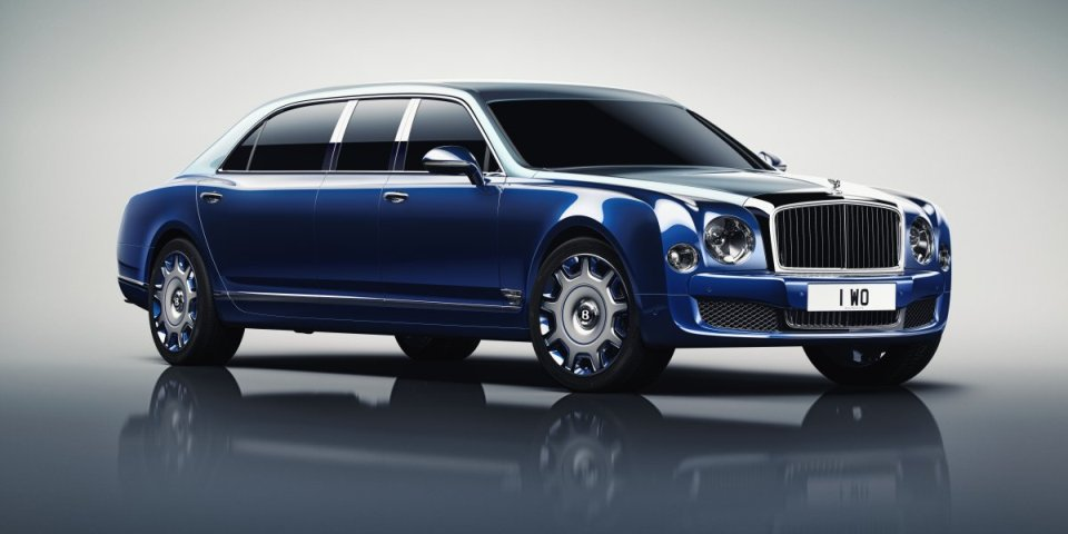 Elite Living Africa the bentley mulsanne