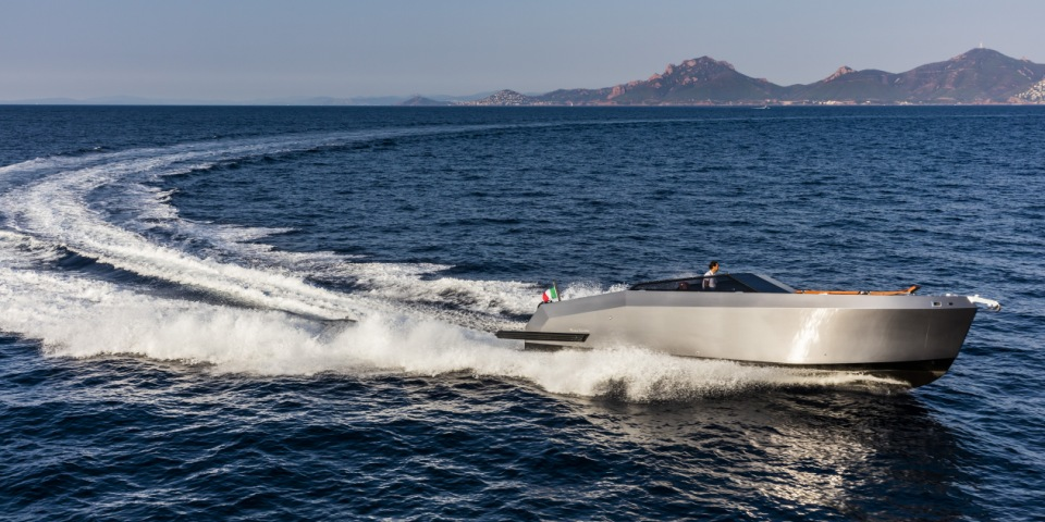 Mazu Yachts to introduce new super-yacht tender at Monaco Yacht Show