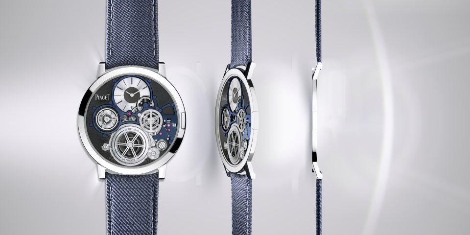 Piaget Altilpano Ultimate Concept Blue G0A45502 2