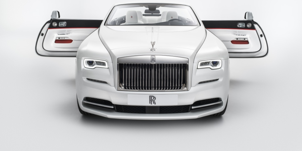 Rolls Royce motoring Elite Living Africa
