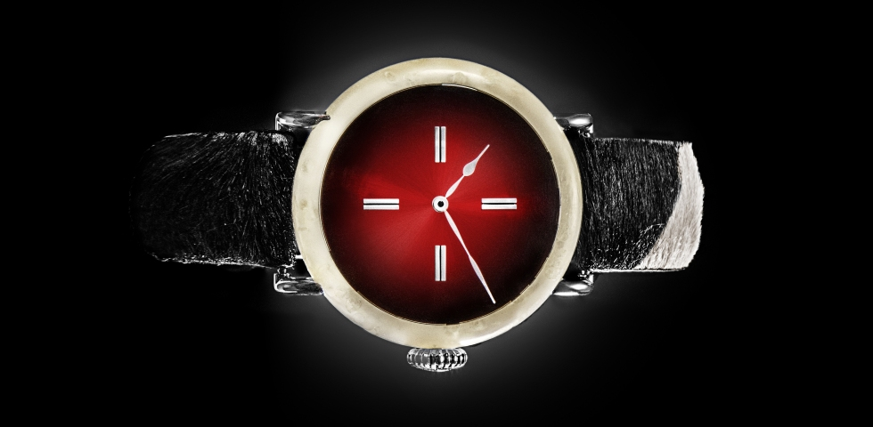 Swiss Mad Watch elite living africa