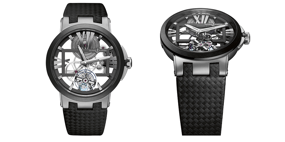 Ulysse Nardin unveils Executive Skeleton Tourbillon