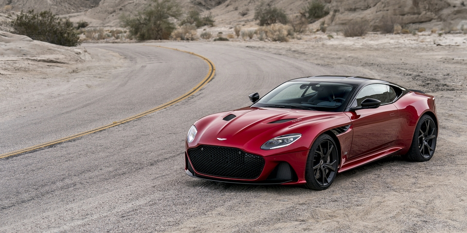 aston martin elite living africa