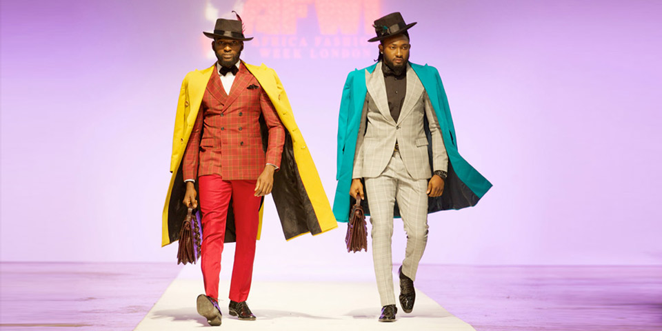 caesar couture Africa Fashion Week