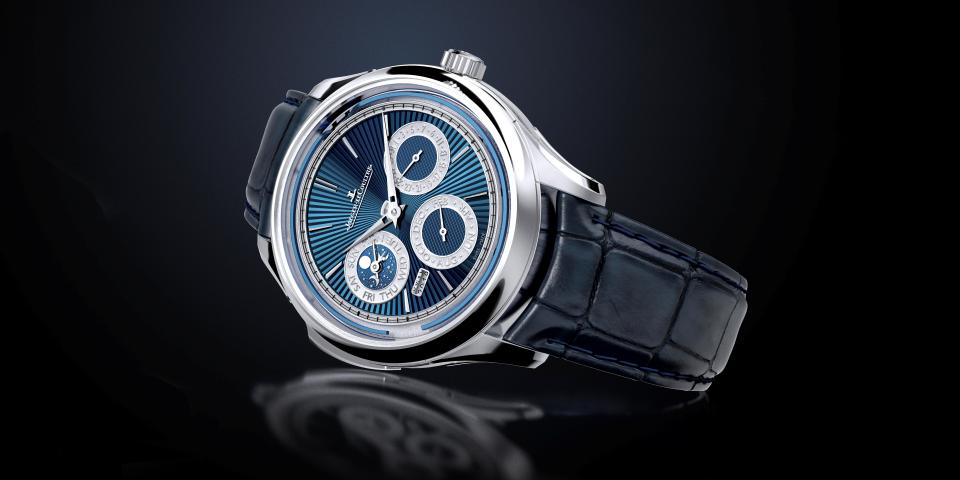 Jaeger-LeCoultre launches the Master Grande Tradition Répétition