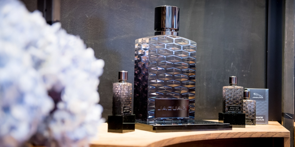 Jaguar Fragrances launches Jaguar Stance cologne