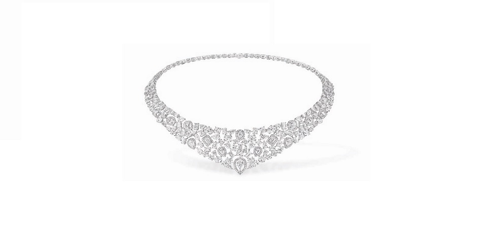 messika diamond necklace elite living africa