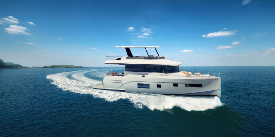new yacht elite living africa