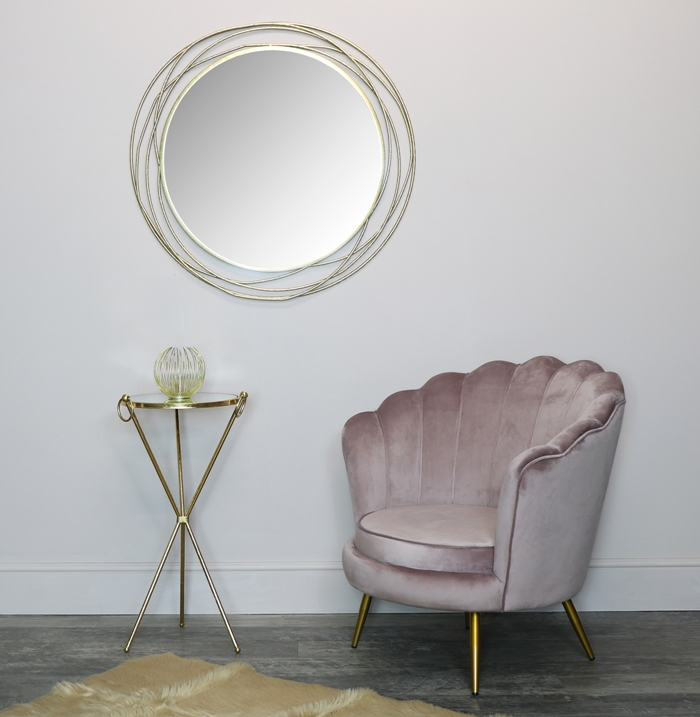The velvet touch with furniture designer Melody Maison
