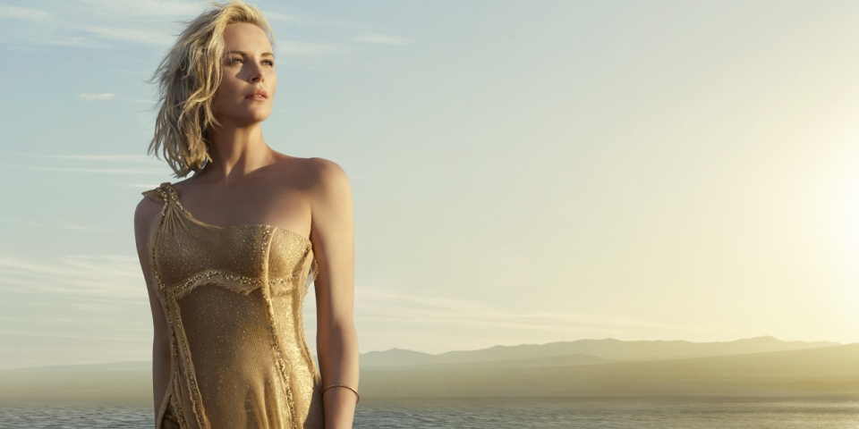 Charlize theron elite living africa