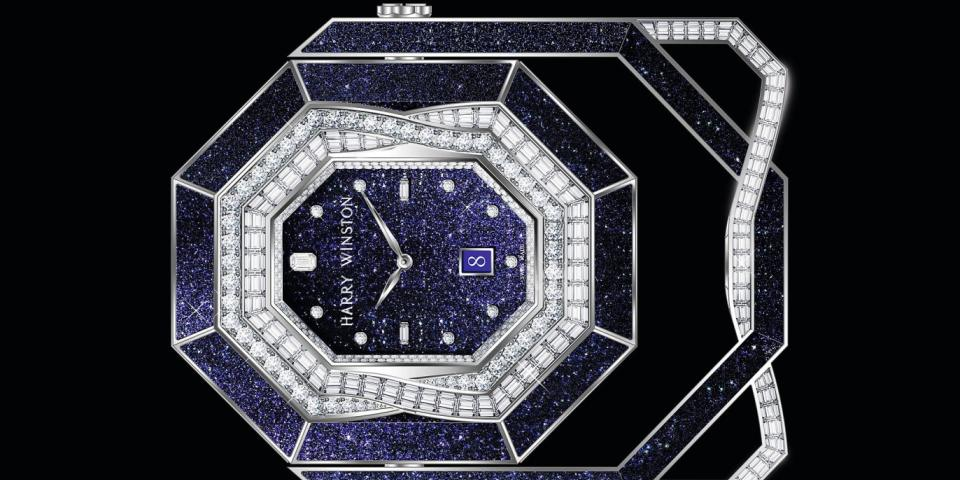 Harry Winston elite living africa