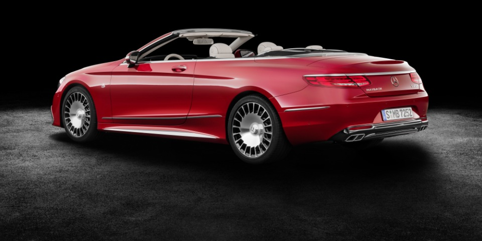 Maybach S Elite Living Africa