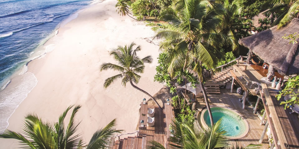 The Luxury Collection announces its first resort in Seychelles