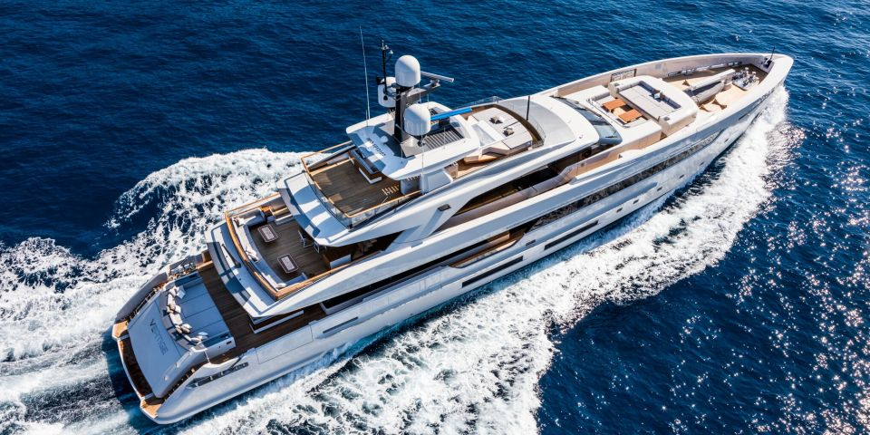 Tankoa Yachts debuts new S501 M/Y Vertige at the Monaco Yacht Show