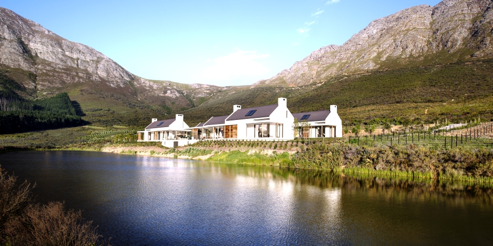Capturing the beauty of Franschhoek