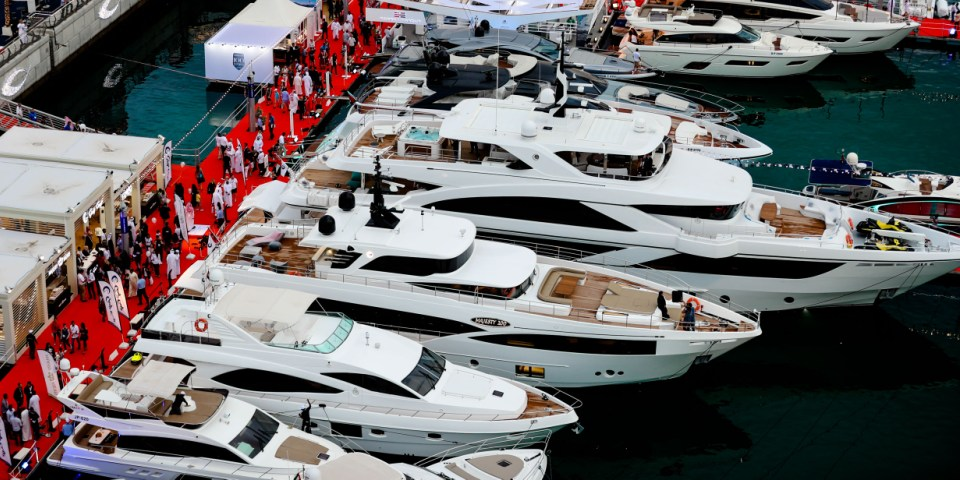 Dubai International Boat Show to set sail in 2019