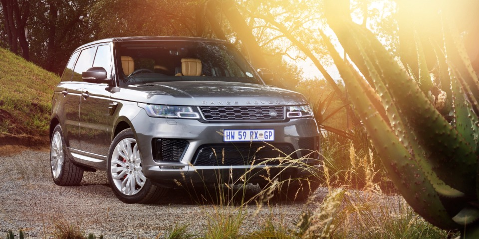 Range Rover adds electric cars to its South African lineup