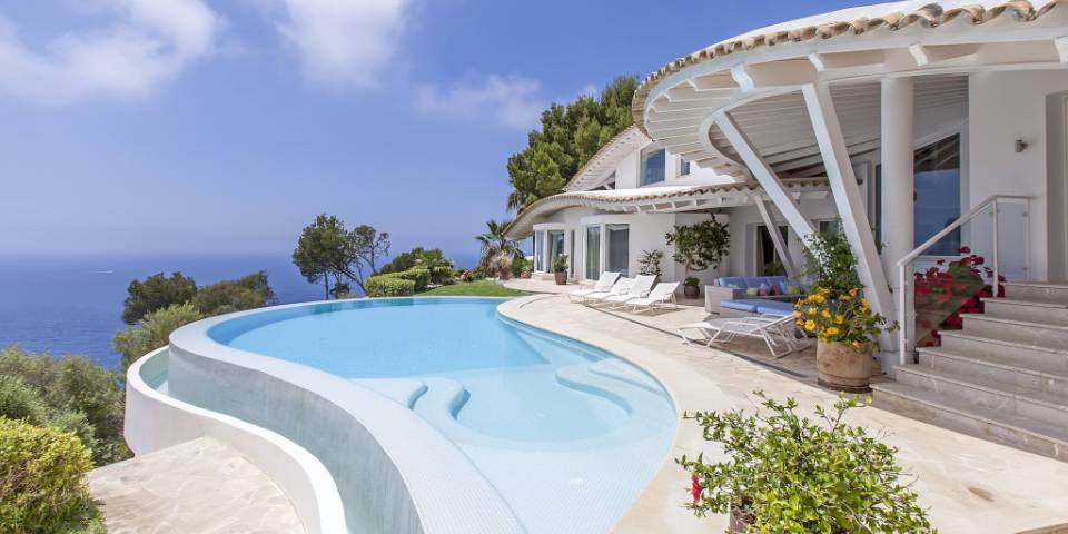 The property market in Mallorca is booming with some stunning real estate