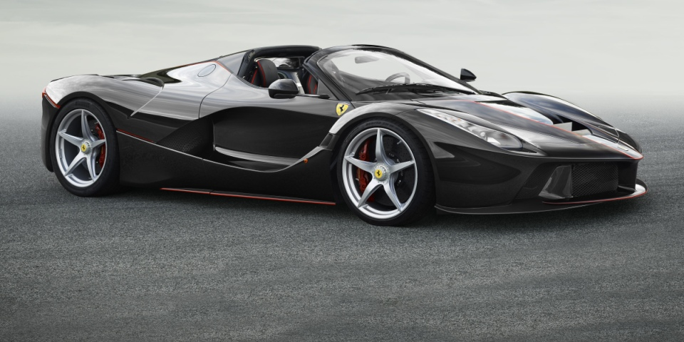 ferrari elite living africa