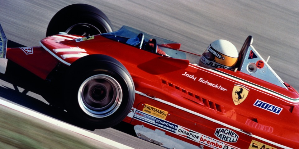 Formula 1 champion Jody Scheckter on life after the fast lane