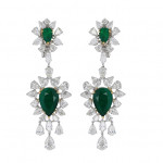 Earrings from Amwaj Jewellery - www.amwaj-jewellery.com
